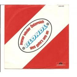 Blondl-Immer wieder Österreich|1978 Polydor 2048226