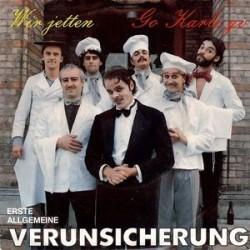 Erste Allgemeine Verunsicherung – Go Karli Go / Wir Jetten|1984     EMI 12 C 133 3457