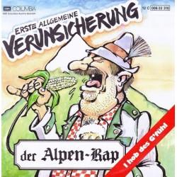 Erste Allgemeine Verunsicherung – Der Alpen-Rap|1983 EMI 12 C 006-33 310
