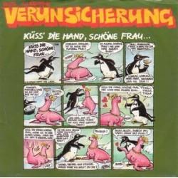 Erste Allgemeine Verunsicherung – Küss Die Hand, Schöne Frau|1987    EMI– 12C 016-1 33425 7