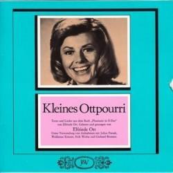 Ott Elfriede – Kleines Ottpourri|1975 J&V – 0119 081