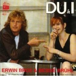 Bros Erwin & Bessie Brühl– Du & I|1987    Lion Baby Rec. – 101 13 604
