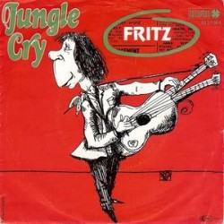 Fritz ‎– Jungle Cry|1980 Bellaphon ‎– 1031 001