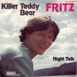 Fritz ‎– Killer Teddy Bear|1981 Bellaphon ‎– 100 31 004