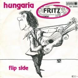 Fritz – Hungaria|1980    Bellaphon – BA 20085