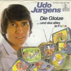 Jürgens Udo– Die Glotze (&8230 Und Das Alles In Farbe)|1982 Ariola – 104 050