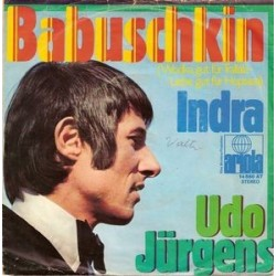 Jürgens Udo – Babuschkin (Wodka Gut Für Trallala &8211 Liebe Gut Für Hopsasa)|1970 Ariola – 14 560 AT