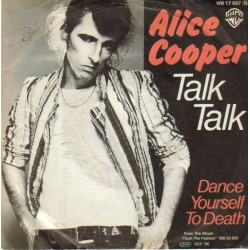 Cooper Alice  – Talk...