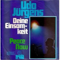 Jürgens Udo– Deine Einsamkeit 1970 Ariola – 14 724 AT