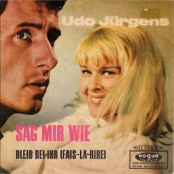 Jürgens Udo– Sag Mir Wie|1966 DV 14564