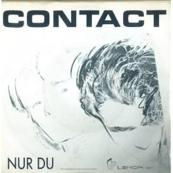 Contact – Nur Du|1989 Lemon Records – 118 017