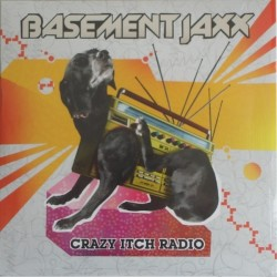 Basement Jaxx ‎– Crazy Itch Radio|2006      	XLLP 205