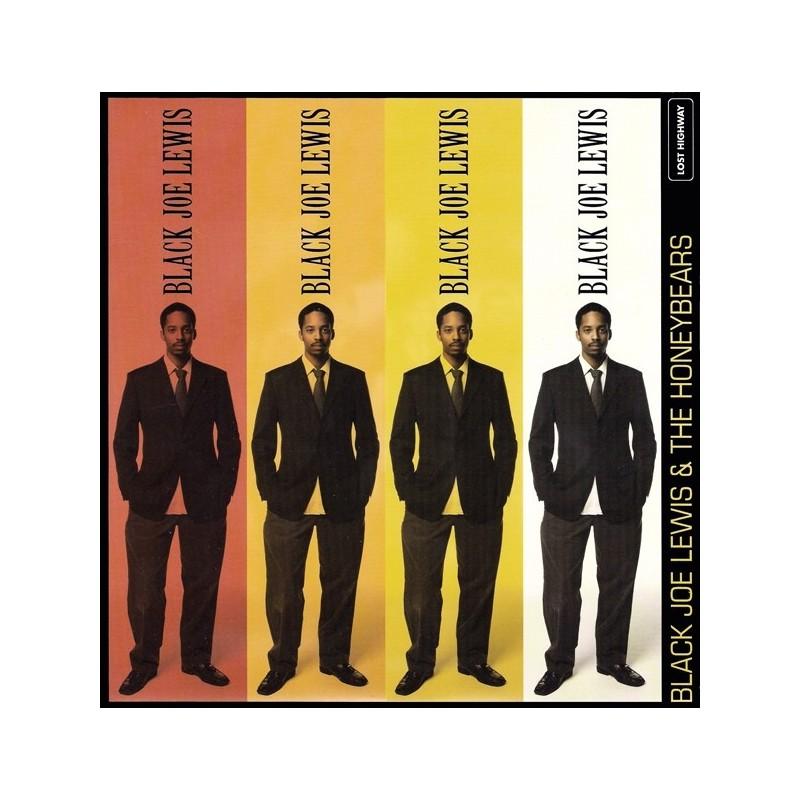 Black Joe Lewis & The Honeybears – Black Joe Lewis 2008