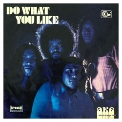 AKA – Do What You Like|1970/2014    Granadilla MusicGM 201C3 Europe