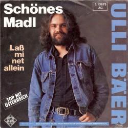 Bäer Ulli – Schönes Madl 1982 OK Musica 76.11859