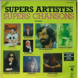 Various – Supers Artistes,...