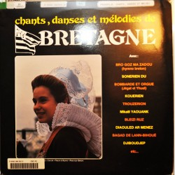 Various – Chants, Danses...