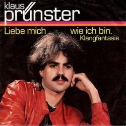 Prünster Klaus – Liebe Mich Wie Ich Bin  1982 GIG 111 129