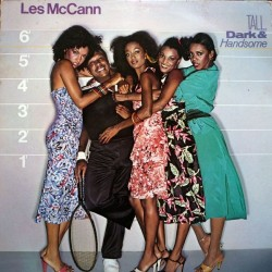 McCann Les– Tall, Dark & Handsome|1979     A&M Records ‎– SP-4780