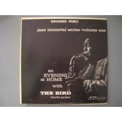 Parker ‎Charlie– An Evening At Home With The Bird|1961 Savoy Records MG-12152 US