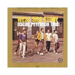 Peterson Oscar Trio ‎– West Side Story|DCC Compact Classics ‎– LPZ-2021-Limited Edition, 180g