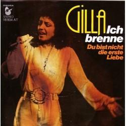 Gilla – Ich Brenne|1976 Hansa – 16 934 AT