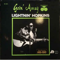 Lightnin' Hopkins ‎– Goin'...