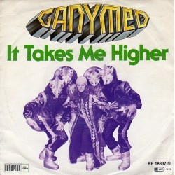 Ganymed ‎– It Takes Me Higher|1978   BF 18637