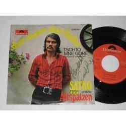 Satko und die Altspatzen/Toni Strobl 1974 Polydor 2048150