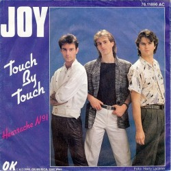 Joy – Touch By Touch|1985    OK Musica ‎– 76.11896 AC