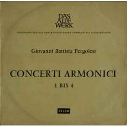 Pergolesi-Concerti Armonici...
