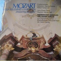 Mozart-Missa Solemnis...