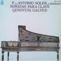 Soler P. Antonio -Sonatas...