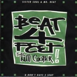Beat 4 Feet – Sister Soul & Mr. Beat 1990 GIG 111 232