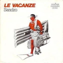 Seidl Martin – Le Vacanze / Sonnenbrand|1985    Cactus Records CR 8502