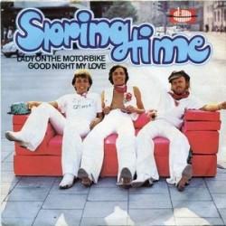 Springtime – Lady On The Motorbike / Good Night My Love|1977 Atom – 238.102