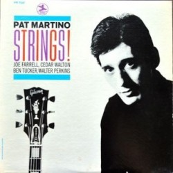 Martino ‎Pat– Strings!| 1968 OJC-223, P-7547