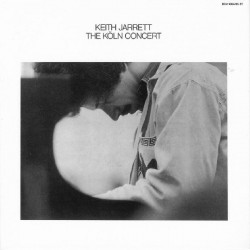 Jarrett ‎Keith – The Köln Concert|1975   ECM 1064/65 ST