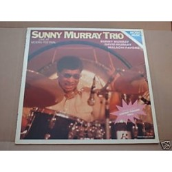 Murray Sunny Trio ‎– Live At Moers-Festival|1979   Moers Music Momu 01054