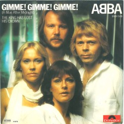 ABBA – Gimme! Gimme!...