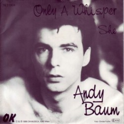 Baum Andy ‎– Only A Whisper|1985   	O.K.	76.11904 A