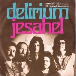 Delirium – Jesahel 1972   Fonit – SPF 31293