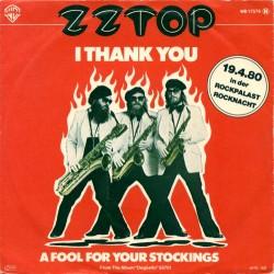ZZ Top – I Thank You|1980...