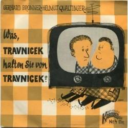 Bronner Gerhard Helmut Qualtinger – Was, Travnicek Halten Sie Von Travnicek?|1960 Kabarett Aus Wien – KW 4