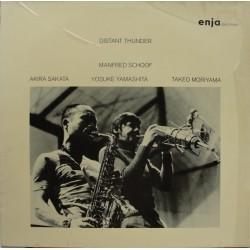 Schoof Manfred-Akira Sakata- Yosuke Yamashita, Takeo Moriyama – Distant Thunder|1975 Enja Records – 2066