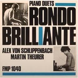 Schlippenbach Alex von -Martin Theurer – Rondo Brillante|1983 FMP 1040