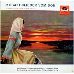 Don Kosaken Chor Serge Jaroff – Kosakenlieder Vom Don|1964    Polydor237 329