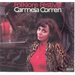 Corren Carmela-Folklore Festival SLK 16755-P