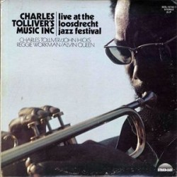 Tolliver's Charles Music Inc – Live At Th|1973 Strata-East – SES-19740/1 2 LP