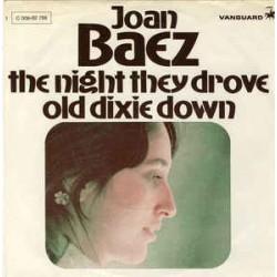 Baez Joan – The Night They...